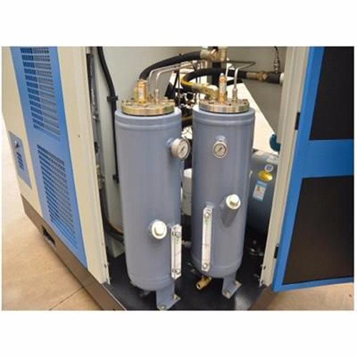 37kw Oil lubricated Pet bottle blowing screw air compressor