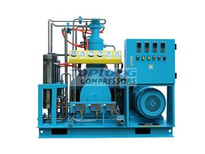 60m3 oil free medical oxygen cylinder filling compressor factory