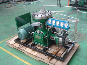 8m3 Oil free low pressure oxygen diaphragm compressor