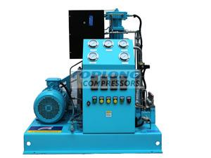 10m3 Oil free reciprocating low pressure oxygen compressor