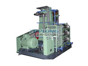diaphragm nitrogen generator compressor for cylinder filling