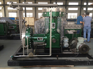 industrial quiet oil free co2 diaphragm compressor extraction  manufacturers