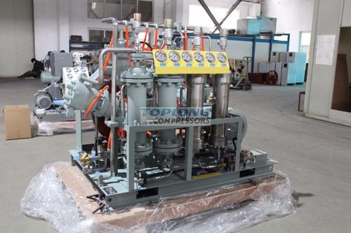 universal nitrogen recycle compressor for car