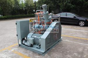 water cooled m125 quiet liquid helium compressor supplier